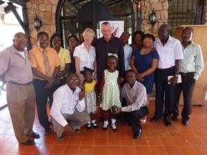 2013 Erster Besuch in Cesselesse von Fr.Meves und Hr.Meyer